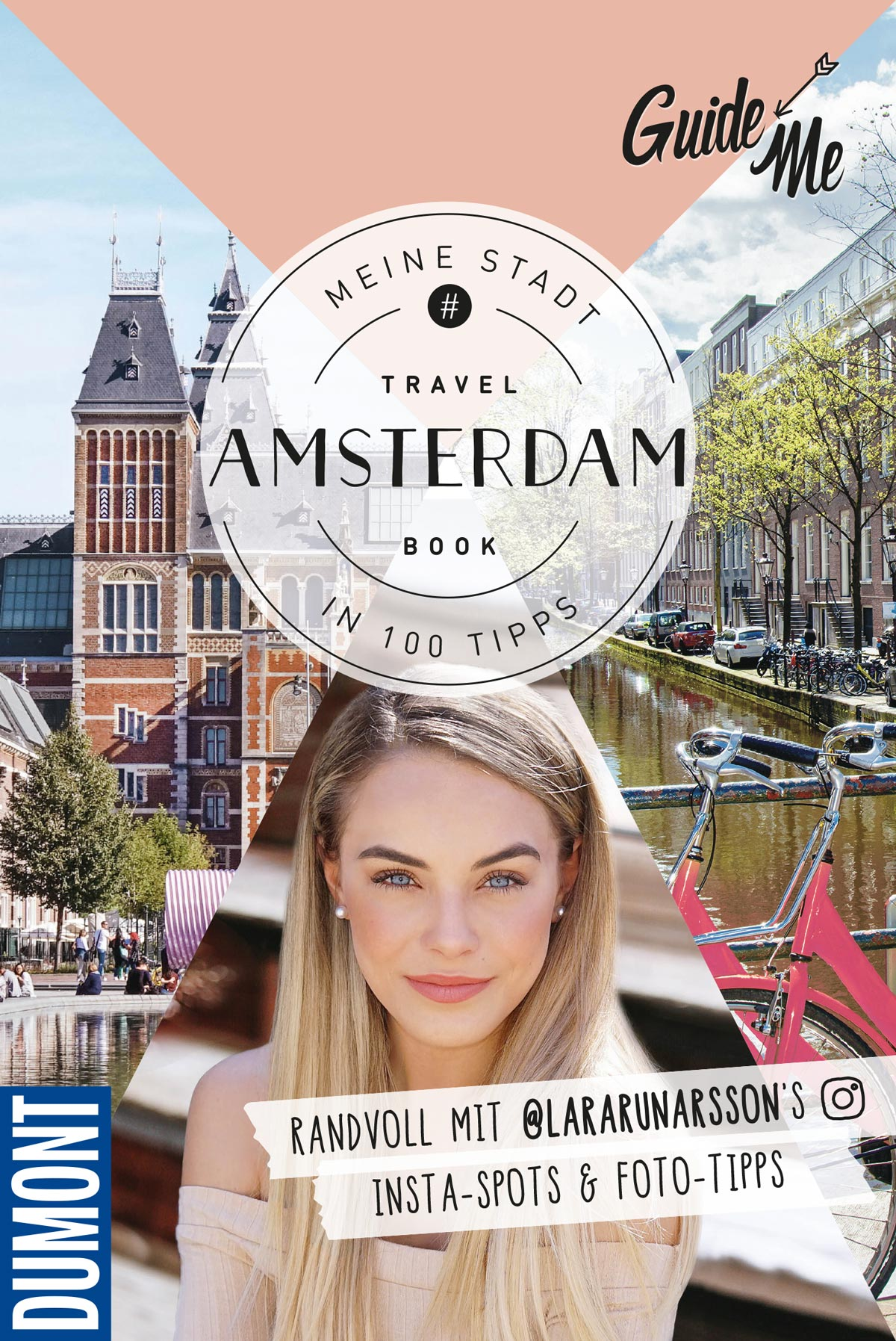 GuideMe TravelBook «Amsterdam»