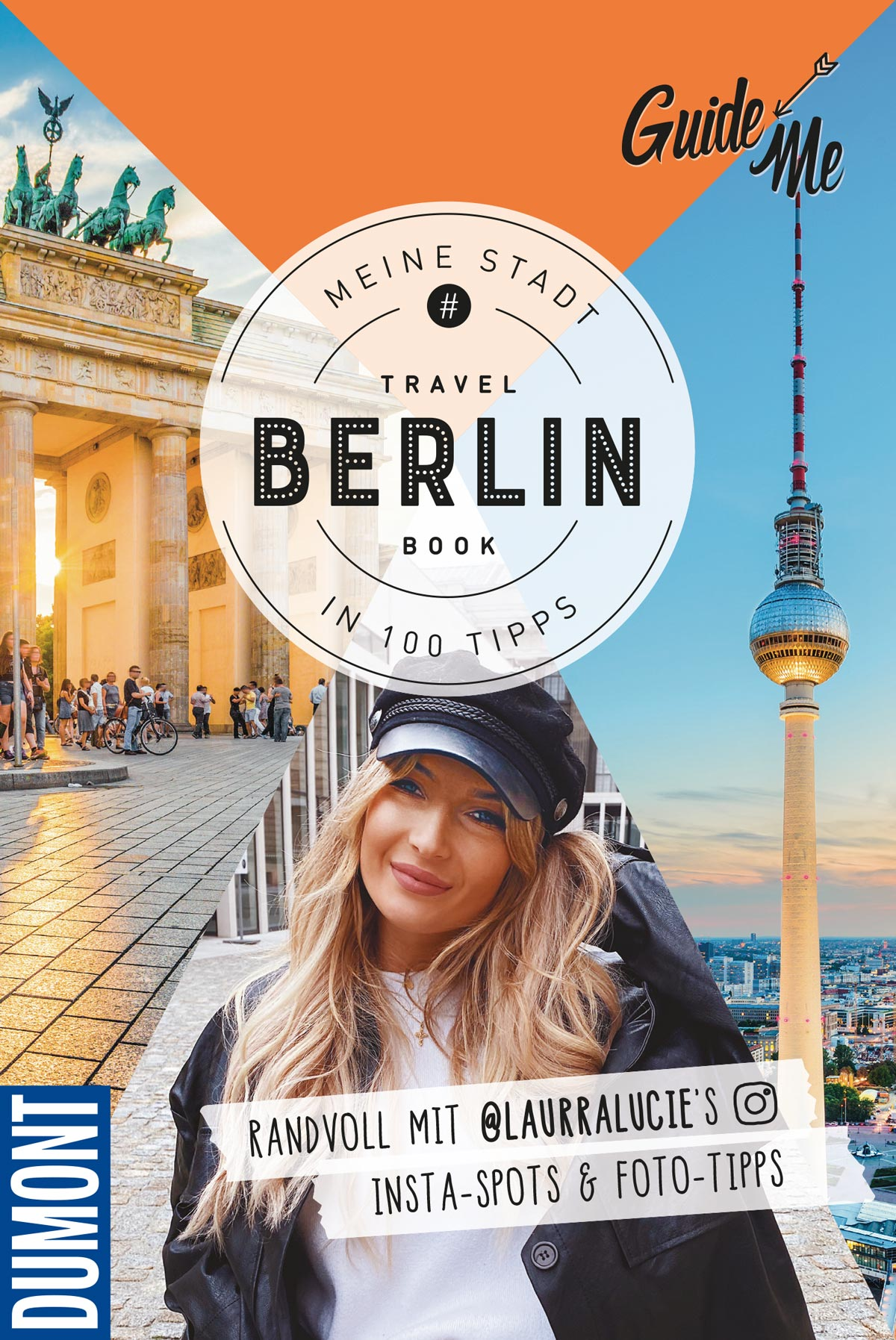 GuideMe TravelBook «Berlin»