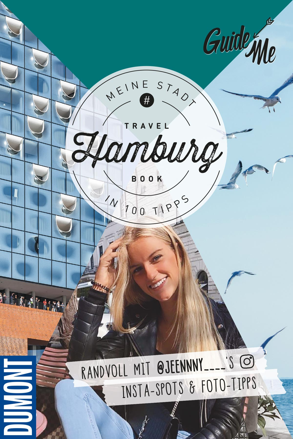 GuideMe TravelBook «Hamburg»