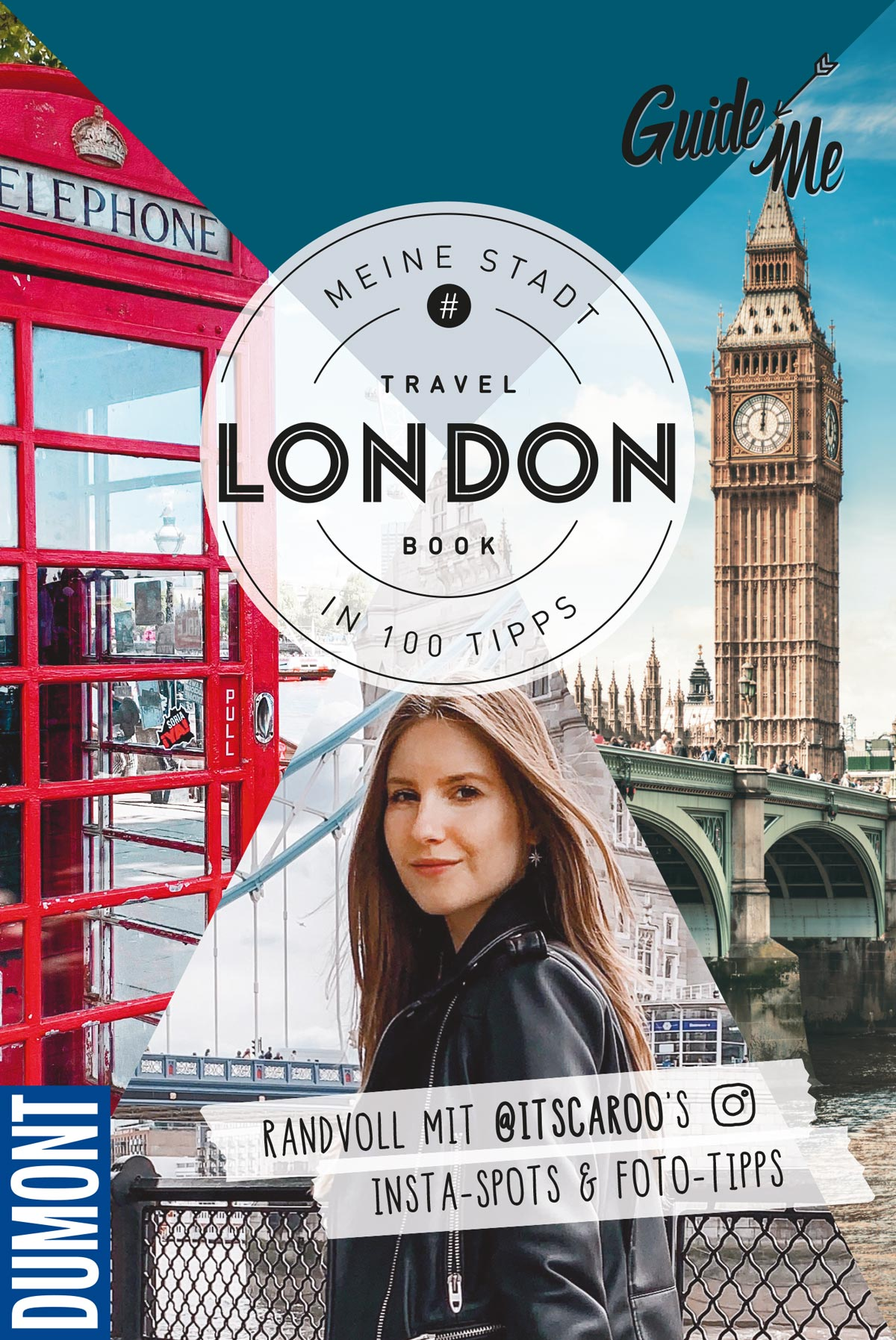 GuideMe TravelBook «London»